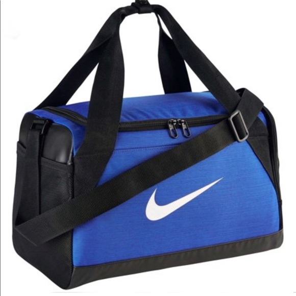 Nike Brasilia 8 X-Small Duffel Bag - Royal Blue b973cccd9d856